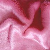 Мех ручной работы. Ярмарка Мастеров - ручная работа Искусственный мех лиса коралловый. Handmade.