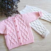 Работы для детей, handmade. Livemaster - original item Jacket and pants. Handmade.