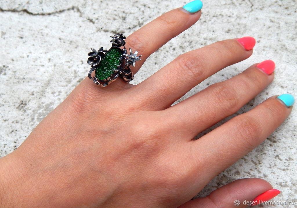Ring 'Flora', Rings, Kurgan,  Фото №1