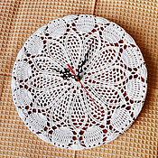 Для дома и интерьера ручной работы. Ярмарка Мастеров - ручная работа Часы интерьерные настенные. Handmade.
