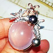 Украшения handmade. Livemaster - original item Ring in the