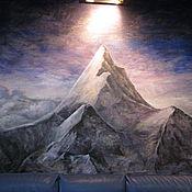 Для дома и интерьера ручной работы. Ярмарка Мастеров - ручная работа Художественная роспись стен. Handmade.