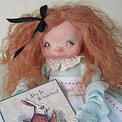 """Куклы и игрушки ручной работы. Ярмарка Мастеров - ручная работа """"Alice"""". Handmade."""