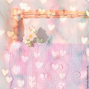 """Сумки и аксессуары ручной работы. Ярмарка Мастеров - ручная работа Вязаная сумочка """"Розовые мечты"""". Handmade."""