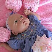 Куклы и игрушки ручной работы. Ярмарка Мастеров - ручная работа Кукла реборн Стефания(Стешка). Handmade.