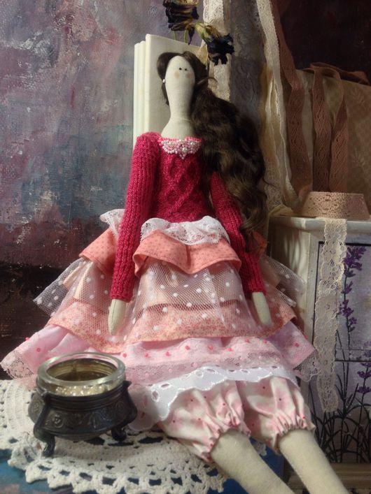 Куклы Тильды ручной работы. Ярмарка Мастеров - ручная работа. Купить Кукла тильда Маргарет. Handmade. Кукла, интерьерная игрушка