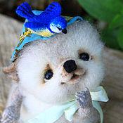 Куклы и игрушки ручной работы. Ярмарка Мастеров - ручная работа Ёжик Егорушка. Handmade.