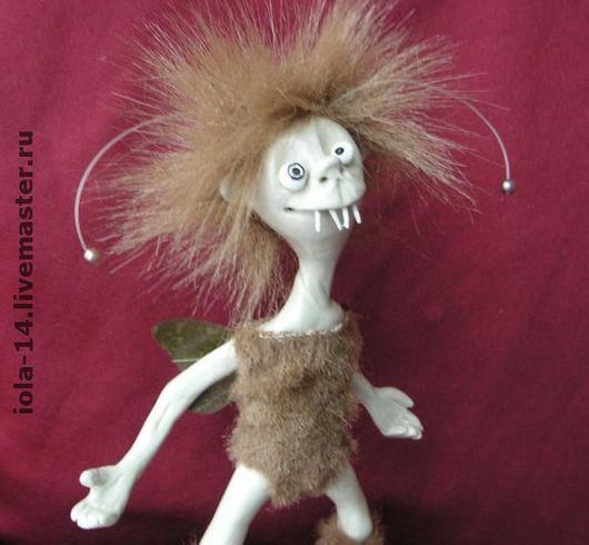 """Игрушки животные, ручной работы. Ярмарка Мастеров - ручная работа. Купить Кукла """"Моль"""". Handmade. Авторская кукла"""
