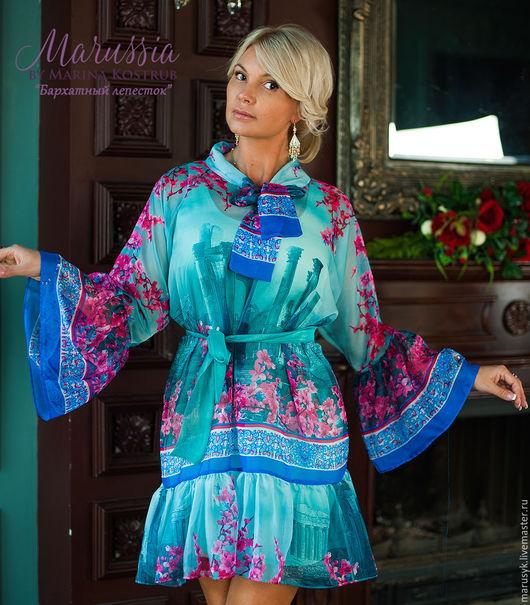 Платья ручной работы. Ярмарка Мастеров - ручная работа. Купить Платье БЛ-33 ( два в одном). Handmade.