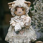 Куклы и игрушки ручной работы. Ярмарка Мастеров - ручная работа Кошка мама.. Handmade.