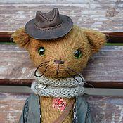 Куклы и игрушки ручной работы. Ярмарка Мастеров - ручная работа кот Louis. Handmade.
