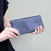 Сумки и аксессуары handmade. Livemaster - original item Leather document holder