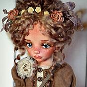 Куклы и игрушки ручной работы. Ярмарка Мастеров - ручная работа Дениз. Handmade.