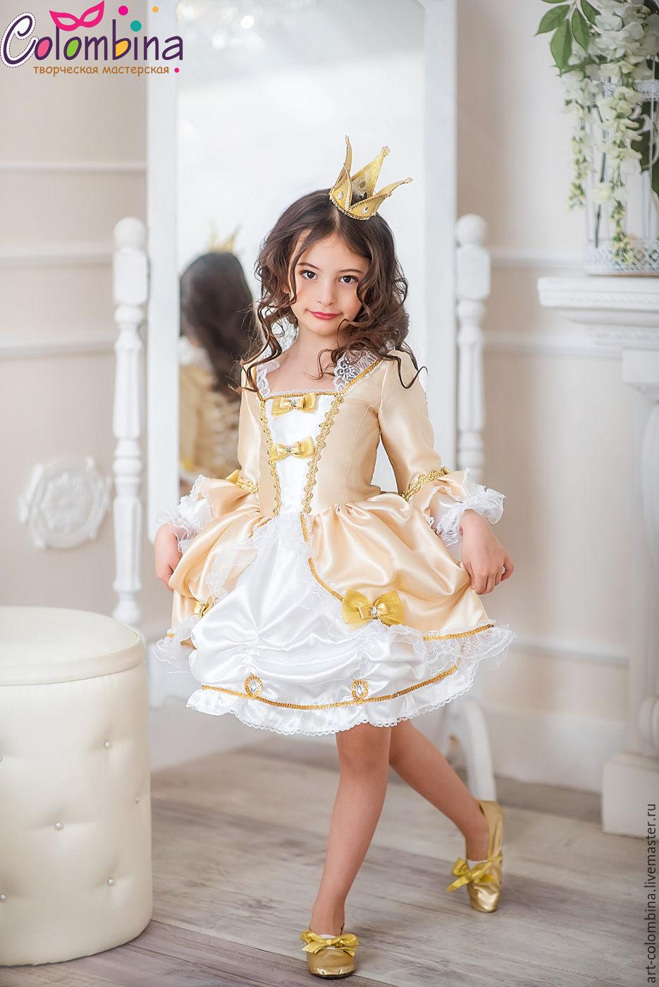 0378cef62d5bfd0 Детские карнавальные костюмы ручной работы. Ярмарка Мастеров - ручная  работа. Купить Карнавальный костюм принцессы ...