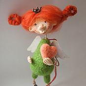 Куклы и игрушки ручной работы. Ярмарка Мастеров - ручная работа Фуфочки. Handmade.