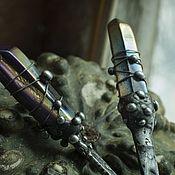 Украшения handmade. Livemaster - original item Hair sticks (h1-001-b-18). Handmade.