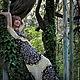 """Платья ручной работы. Ярмарка Мастеров - ручная работа. Купить Платье """" Ванильное Небо """". Handmade. Платье"""
