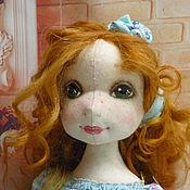 Куклы и пупсы ручной работы. Ярмарка Мастеров - ручная работа Кукла Даша. Handmade.