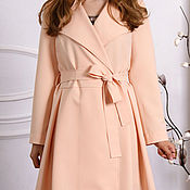 Одежда manualidades. Livemaster - hecho a mano Trench dress with the smell of Versailles, summer beige cloak.. Handmade.