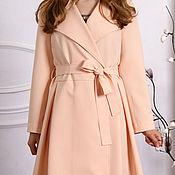 Одежда handmade. Livemaster - original item Trench dress with the smell of Versailles, summer beige cloak.. Handmade.