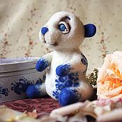 Куклы и игрушки ручной работы. Ярмарка Мастеров - ручная работа Русский мишка Матвей. Handmade.