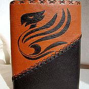 Фляга ручной работы. Ярмарка Мастеров - ручная работа Фляга из натуральной кожи. Handmade.
