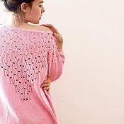 Одежда ручной работы. Ярмарка Мастеров - ручная работа Летний свитер. Handmade.