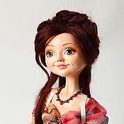 Куклы и игрушки ручной работы. Ярмарка Мастеров - ручная работа Ma fleur (Мой цветок). Handmade.