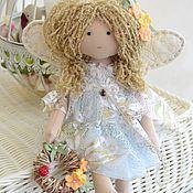 Куклы и игрушки ручной работы. Ярмарка Мастеров - ручная работа Весенне-летний ангел. Handmade.