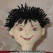 Куклы и игрушки ручной работы. Ярмарка Мастеров - ручная работа Мальчик. Handmade.