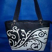 Сумки и аксессуары handmade. Livemaster - original item Womens leather Umka