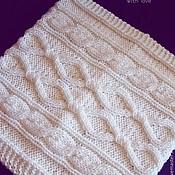 Аксессуары handmade. Livemaster - original item Knitted scarf - Snud Cloud.. Handmade.