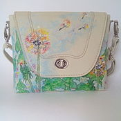 Сумки и аксессуары handmade. Livemaster - original item Handbag made of genuine leather