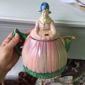 Винтаж handmade. Livemaster - original item vintage teapot Arthur Wood England 1910.. Handmade.