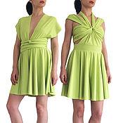Одежда handmade. Livemaster - original item Short playsuit dress jumpsuit