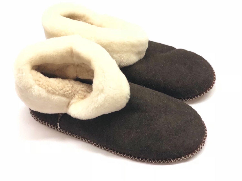 5b9ee7f26 Обувь ручной работы. Ярмарка Мастеров - ручная работа. Купить Чуни из  овчины от производителя ...