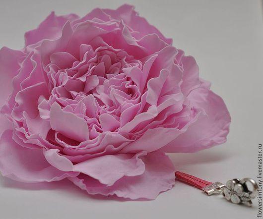 Браслеты ручной работы. Ярмарка Мастеров - ручная работа. Купить Украшение на руку Розовый Сон. Handmade. Бледно-розовый