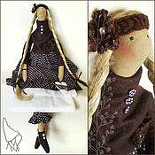 Куклы и игрушки ручной работы. Ярмарка Мастеров - ручная работа Тильда Вивиан. Handmade.