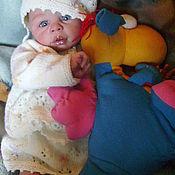 Куклы Reborn ручной работы. Ярмарка Мастеров - ручная работа Кукла-младенец Reborn Кира. Handmade.