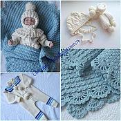 Работы для детей, handmade. Livemaster - original item Set Merino. Handmade.