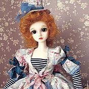 Куклы и игрушки ручной работы. Ярмарка Мастеров - ручная работа Наряд на куклу БЖД (  MCD) 42-45 см №27. Handmade.