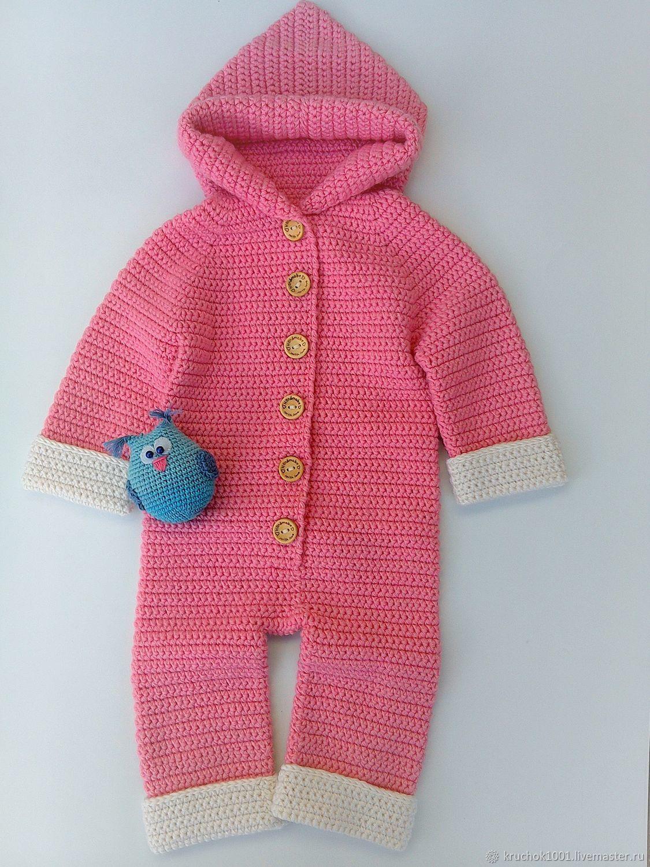 Clothing handmade. Livemaster - handmade. Buy Rompers. Symbolic price.Cream, jumpsuit for girls, Romper for baby