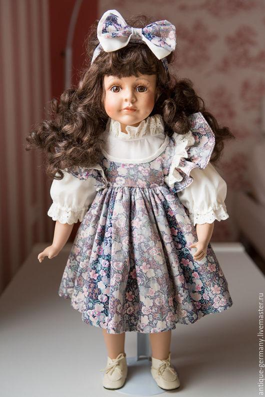 Винтажные куклы и игрушки. Ярмарка Мастеров - ручная работа. Купить Винтажная фарфоровая кукла. Handmade. Комбинированный