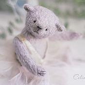 "Куклы и игрушки handmade. Livemaster - original item Mohair Teddy bear ""Balerina Celine"" OOAK teddy bear. Handmade."