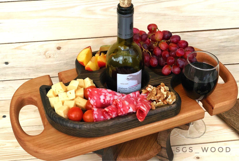 Винный столик, Подставки для бутылок и бокалов, Зеленоград,  Фото №1