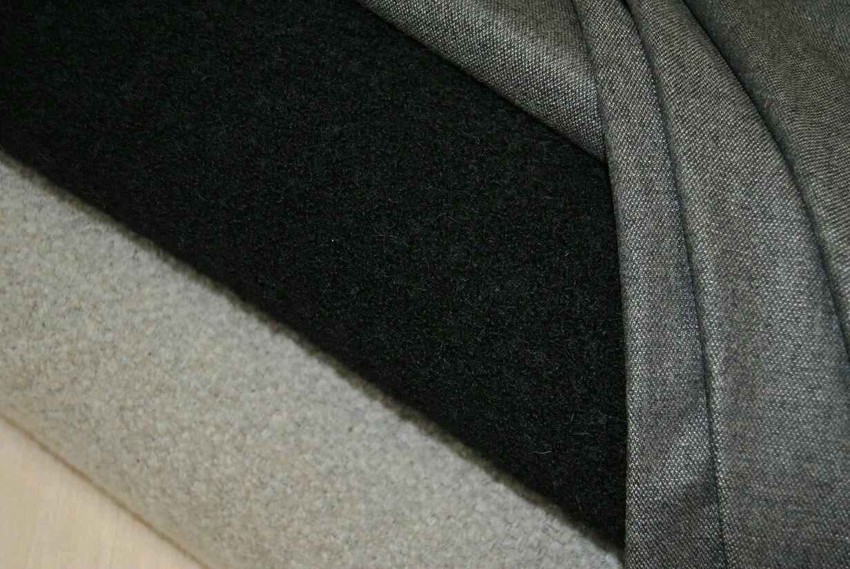 Пальтово-костюмный мохеровый твид, Ткань, Москва, Фото №1