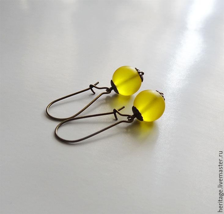 Earrings 'Gummy', Earrings, Moscow,  Фото №1