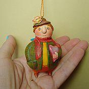 Куклы и игрушки ручной работы. Ярмарка Мастеров - ручная работа Мартин. Handmade.