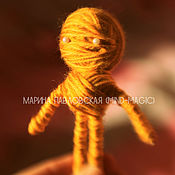 """Фен-шуй и эзотерика ручной работы. Ярмарка Мастеров - ручная работа """"Солнечная энергия"""" Кукла-помощник. Handmade."""