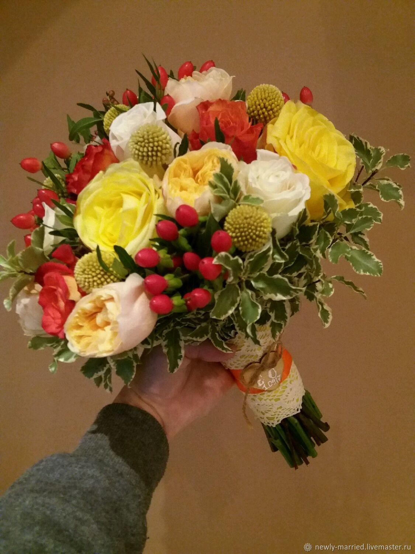Капля, свадебные букеты о москва